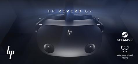 HP Reverb G2 Home NEWS Teaser