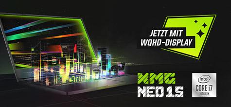 bestware News Teaser XMG NEO 15  165 Hz WQHD-Display