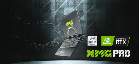 XMG PRO GeForce RTX 3000 Serie