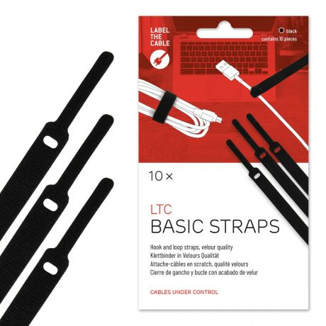 Label-the-Cable Basic Straps - Kabelbinder
