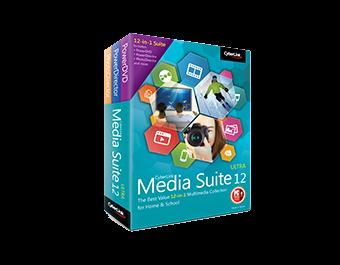 Cyberlink Media Suite 12 Ultra