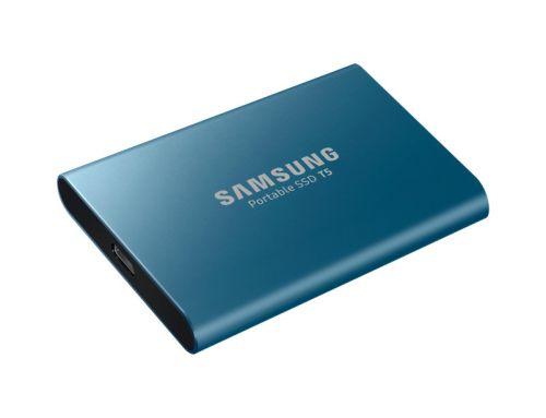 250 GB Samsung Portable SSD T5 - externe Festplatte