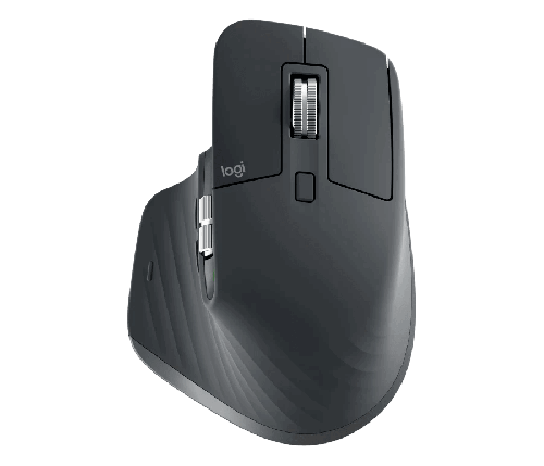 Logitech MX Master 3 - kabellose Maus - Front