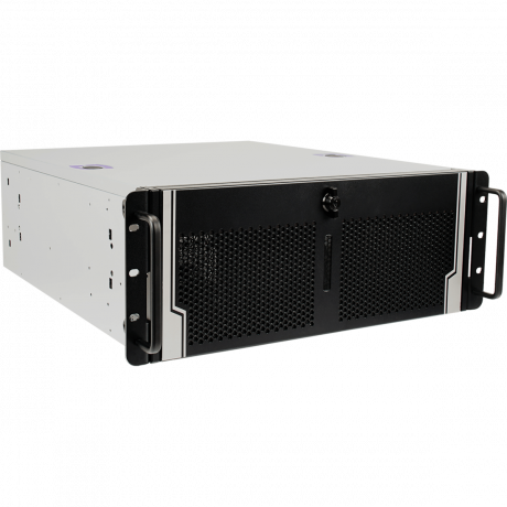 SCHENKER 4HE Station AMD | mini-PC | front left