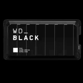 WD BLACK p50 4TB Front