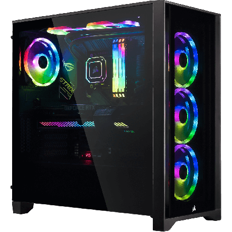 XMG UNIFY C1 Intel – powered by iCUE
