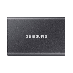 1 TB Samsung Portable SSD T7 gray - external hard drive
