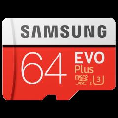 Samsung EVO Plus 64 GB microSDXC