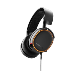 SteelSeries Arctis 5 2019 Edition black - wired gaming headset