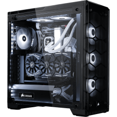 XMG UNIFY C3 Intel – powered by iCUE