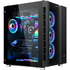 XMG UNIFY C4 Intel – powered by iCUE
