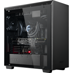 bestware NZXT H700 Edition - Intel I9 | Desktop-PC | front left