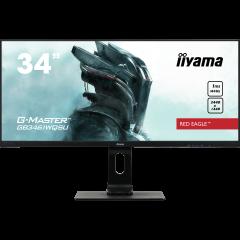 iiyama G-Master GB3461WQSU-B1 - 34-Zoll-Monitor front