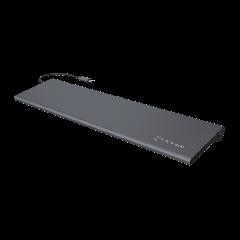 Icy Box USB Type-C Dockingstation front