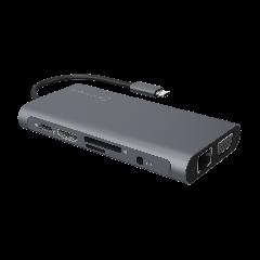 Icy Box USB Type-C Dockingstation