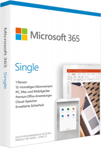 MS Office 365 Front