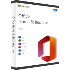Microsoft Office Home & Business - Microsoft Software