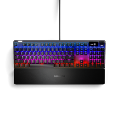 SteelSeries Apex Pro - mechanische Gaming-Tastatur