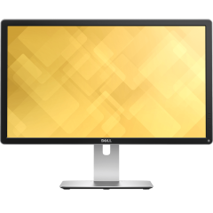Dell P2415Q - 24-Zoll-Monitor front