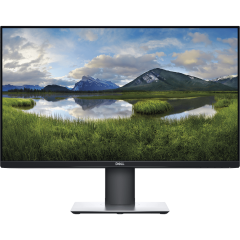Dell P2720D - 27-Zoll-Monitor front