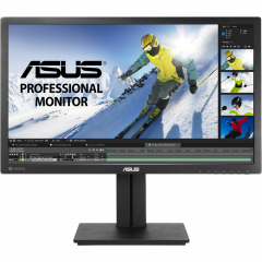ASUS PB278QV - 27-Zoll-Monitor front