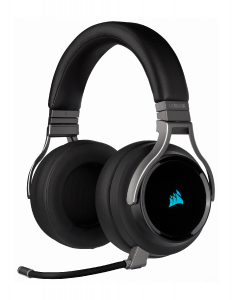 Corsair VIRTUOSO CARBON - kabelloses Gaming-Headset front left