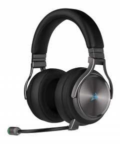 Corsair VIRTUOSO Wireless SE gunmetal - kabelloses Gaming-Headset 