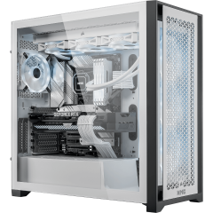 XMG SECTOR X White - AMD