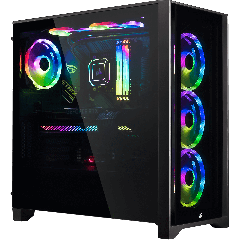 XMG UNIFY C1 AMD – powered by iCUE