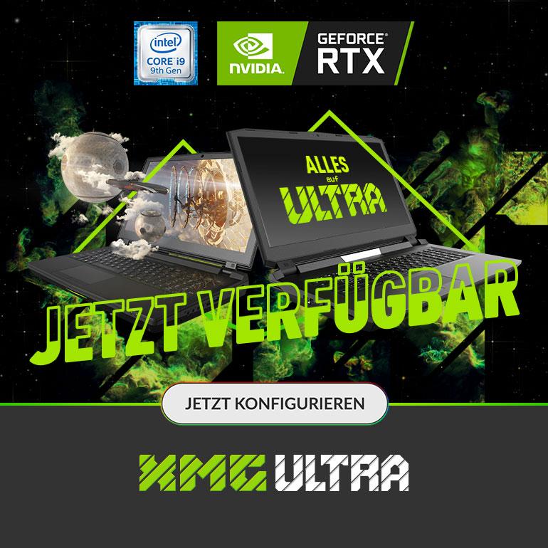 XMG ULTRA Serie