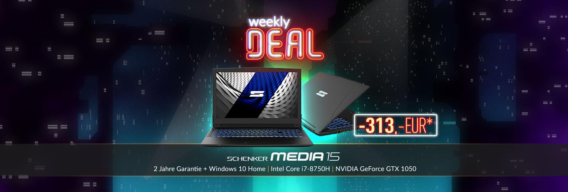 Weekly Deal