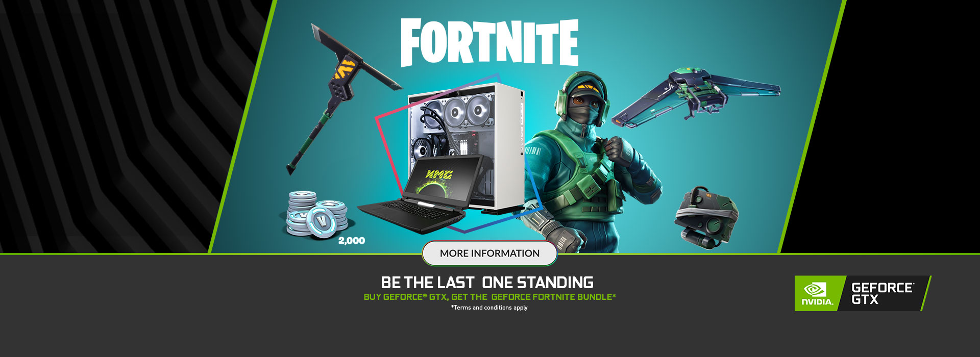 GeForce Fortnite Bundle