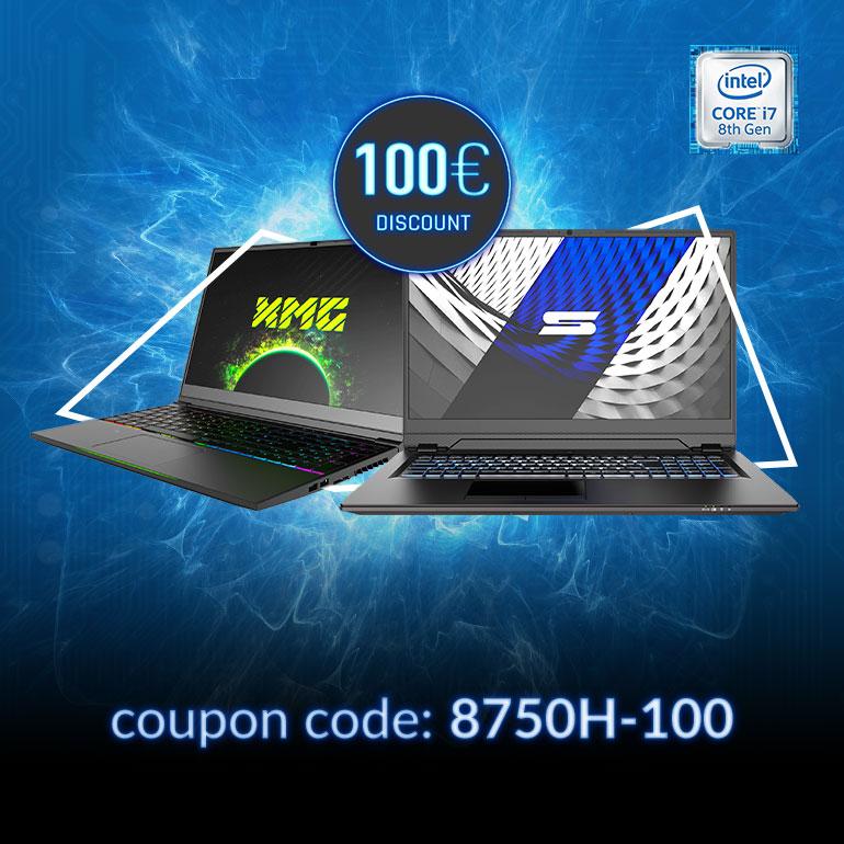 Save on Intel Core i7-8750H