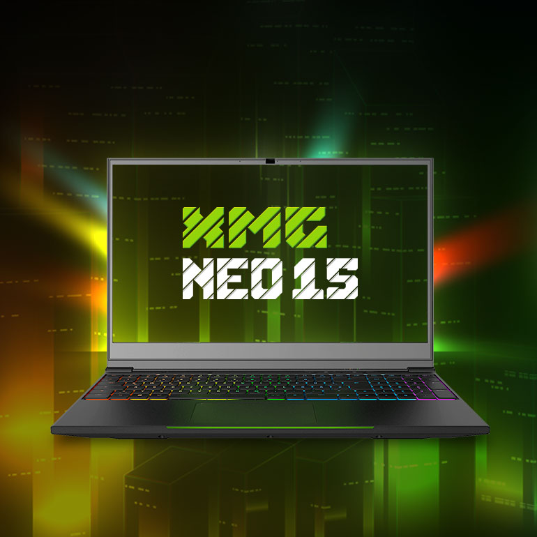 XMG NEO 15