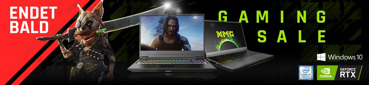 XMG Gaming Laptop Sale