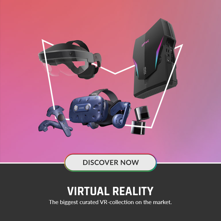 bestware VIRTUAL REALITY - The biggest curated VR-collection on the market