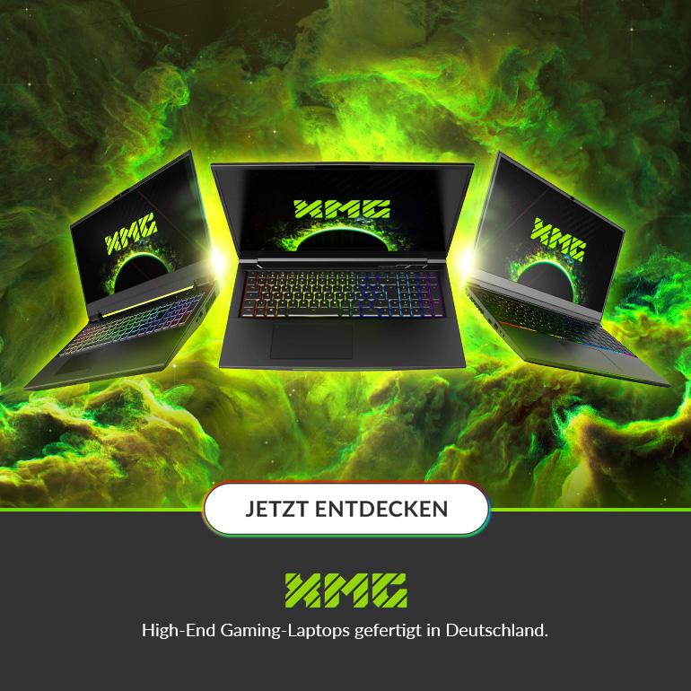 XMG Gaming Laptops Jetzt Entdecken