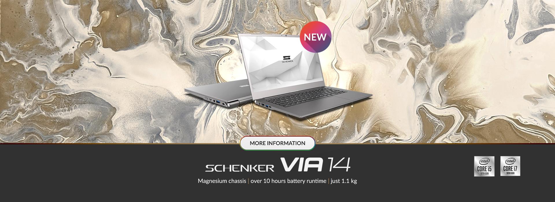 SCHENKER VIA 14 Ultrabook