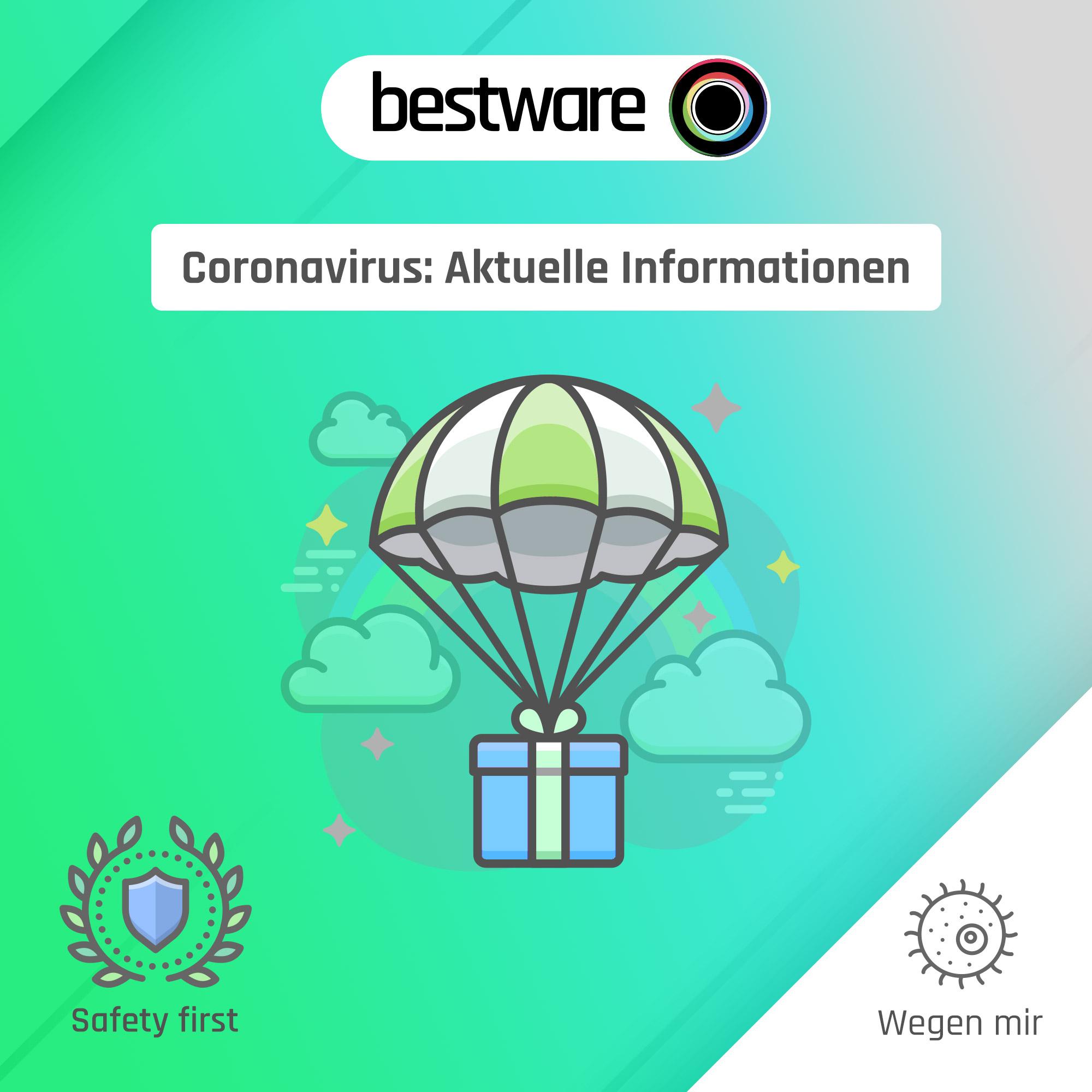 bestware Coronavirus Informationen