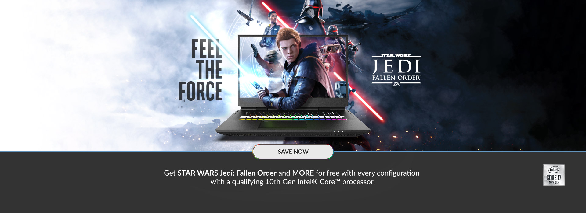 Star Wars Jedi: Fallen Order and more for free