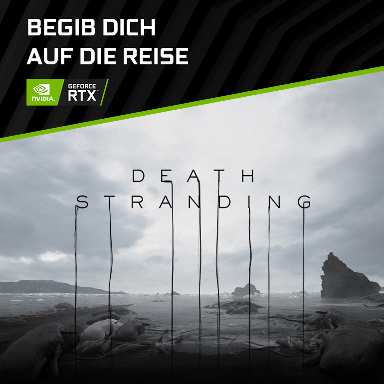 NVIDIA Death Stranding Bundle