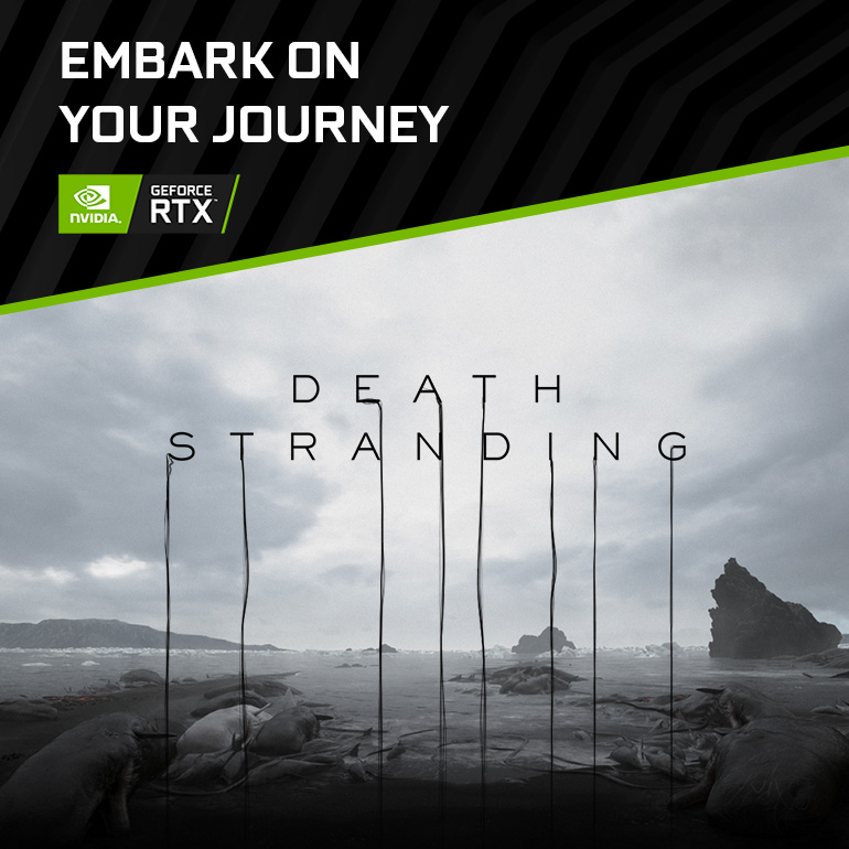 NVIDIA Death Stranding Bundle