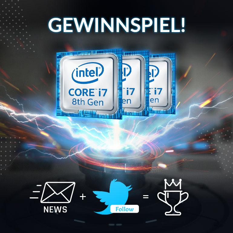 Gewinnspiel Intel Core i7