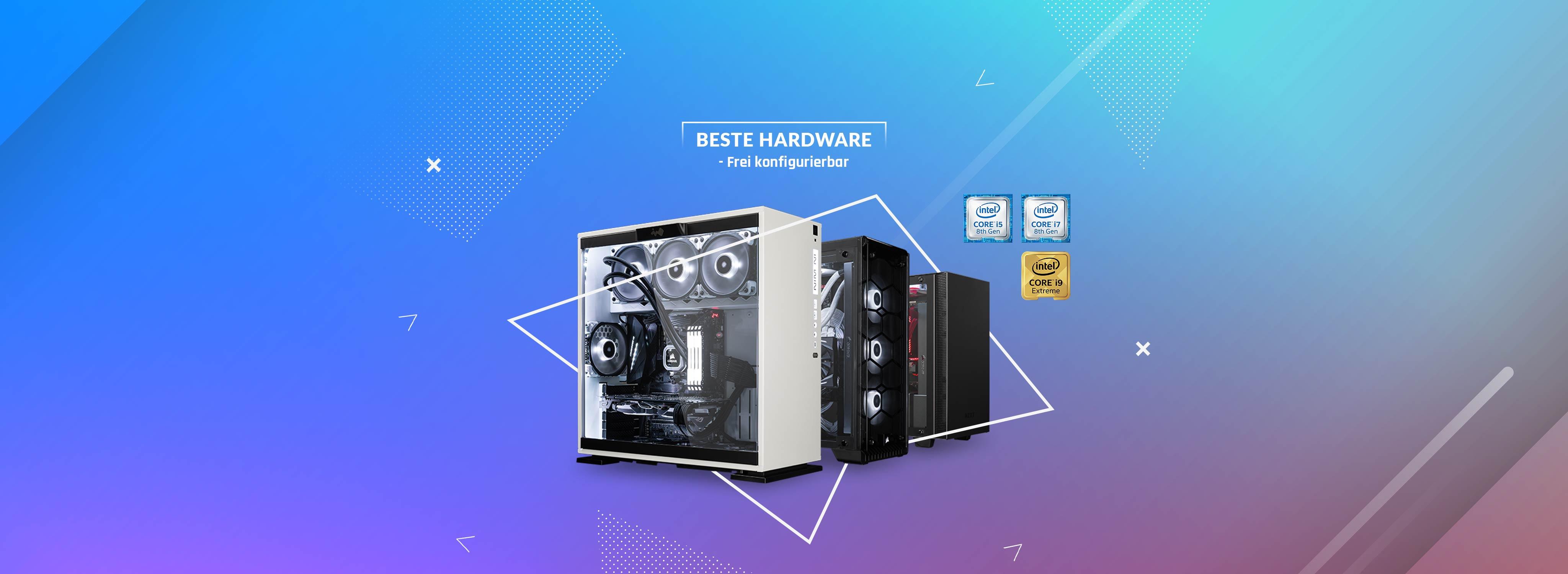 Bestware Desktop-Konfigurator