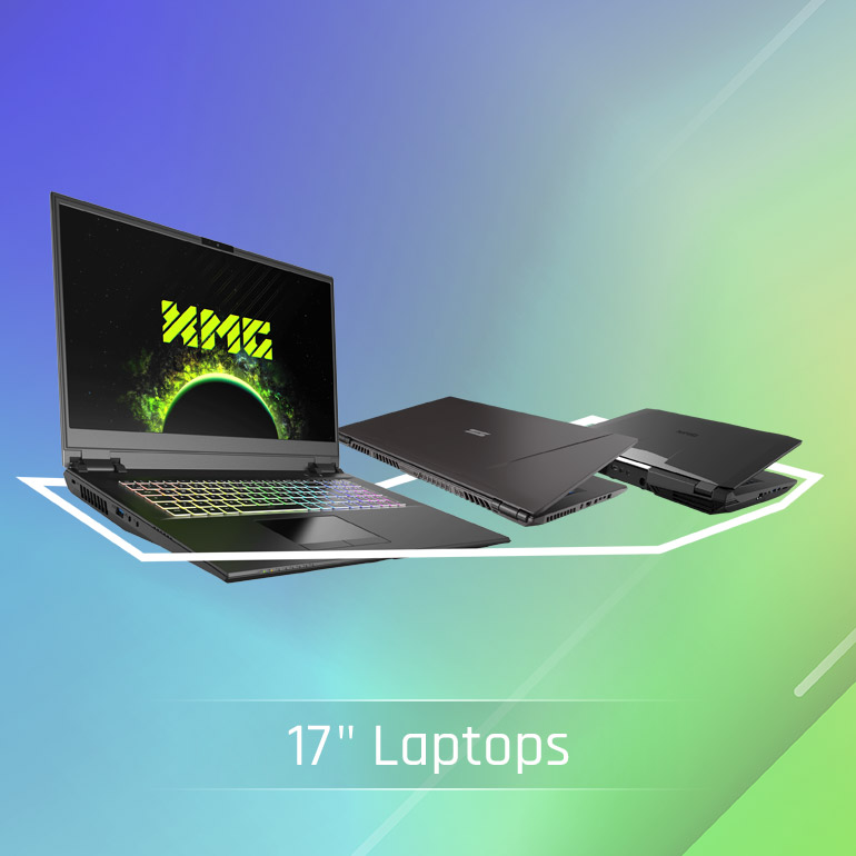 17 Zoll Laptops