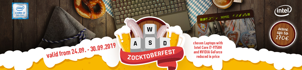 bestware Zocktoberfest discount