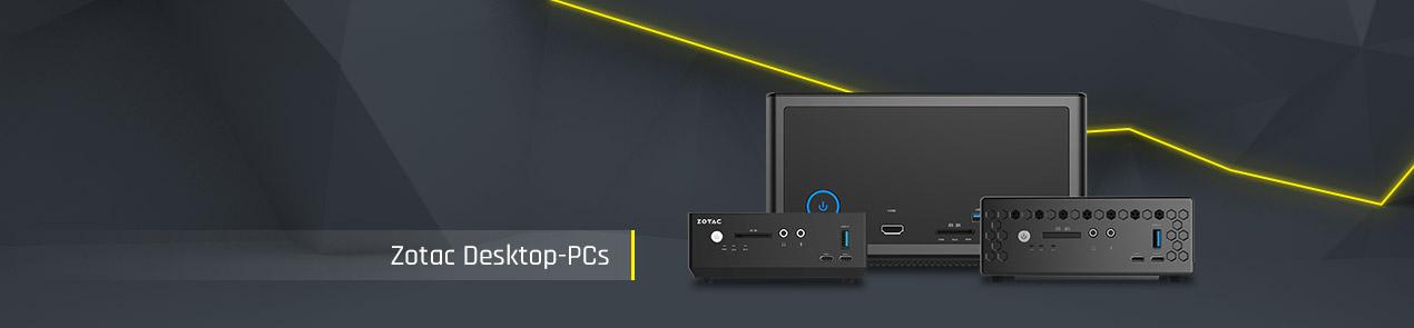 ZOTAC Desktop PCs