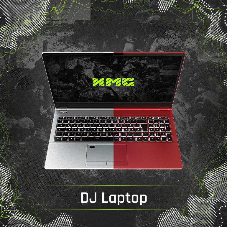 XMG DJ Laptop