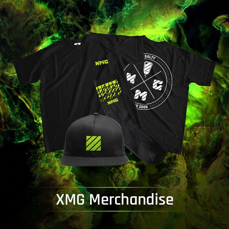 XMG Merchandise