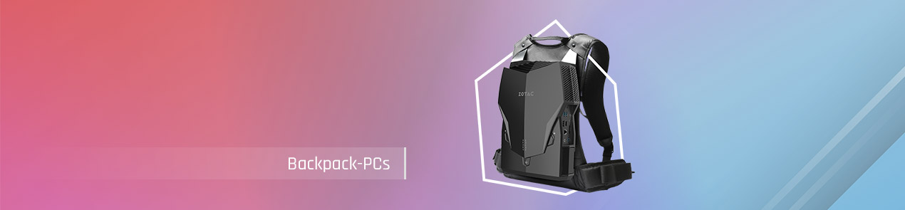 VR Backpack PCs